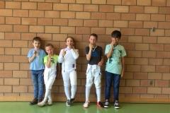 Les médaillés U8 / U10 / U12